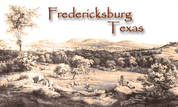 Fredericksburg Texas Hill Country Lodging